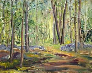 View Through A Forest: CUMMINGS, E.E.