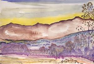 Layered Landscape: CUMMINGS, E.E.