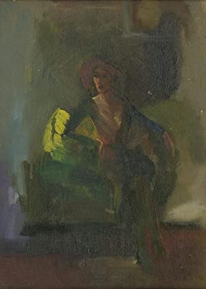 Marion Morehouse, Seated