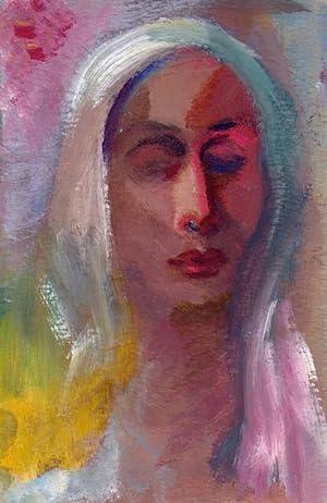 Scarlet Portrait: CUMMINGS, E.E.