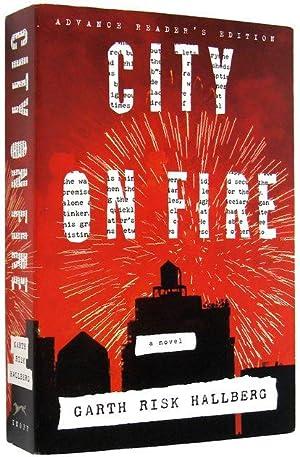City on Fire: HALLBERG, Garth Risk