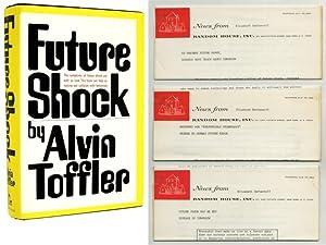 Future Shock [Review Copy]: TOFFLER, Alvin