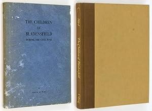 The Children of Bladensfield During the Civil War [Peter Matthiessen's Copy]: MATTHIESSEN, ...
