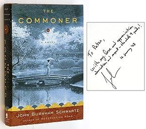 The Commoner: MATTHIESSEN, Peter). SCHWARTZ, John Burnam