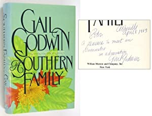 A Southern Family [Inscribed to Peter Matthiessen]