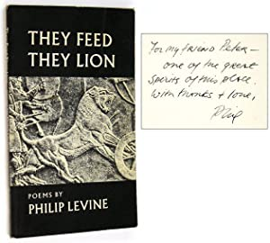 They Feed They Lion [Inscribed to Peter Matthiessen]