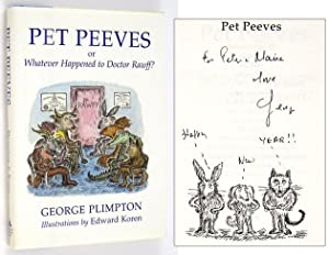 Pet Peeves [Inscribed to Peter Matthiessen]