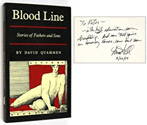 Blood Line [Inscribed to Peter Matthiessen]: QUAMMEN, David