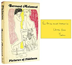Pictures of Fidelman [Inscribed Association Copy]