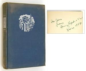 Blue Boy [Inscribed Association Copy]: MILLER, Henry). GIONO,