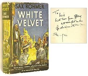 White Velvet: ROHMER, Sax