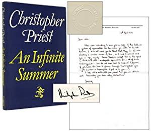 An Infinite Summer [Signed, with ALS to John Fowles]