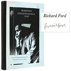 Independence Day [With Textual Differences]: FORD, Richard
