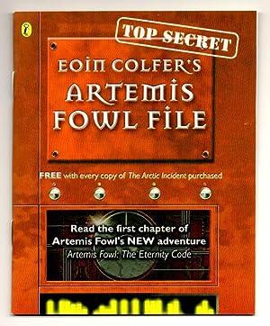 Artemis Fowl. The Eternity Code: COLFER, Eoin