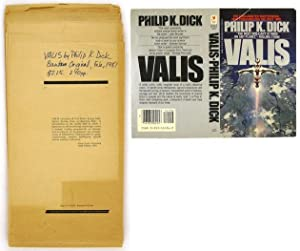 Galley Sheets for VALIS, with Typed Letters Signed