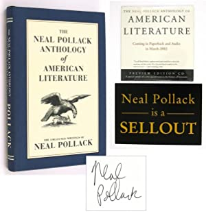 The Neal Pollack Anthology of American Literature: POLLACK, Neal