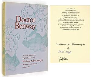 Doctor Benway: BURROUGHS, William S.