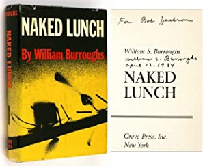 Naked Lunch: BURROUGHS, William S.