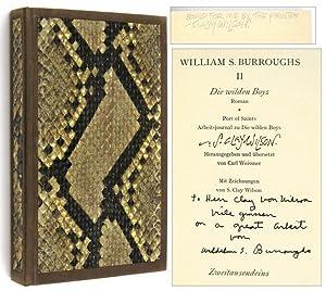 Die Wilden Boys [The Wild Boys]: BURROUGHS, William S.; WILSON, S. Clay