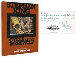 Cycle of the Werewolf: KING, Stephen