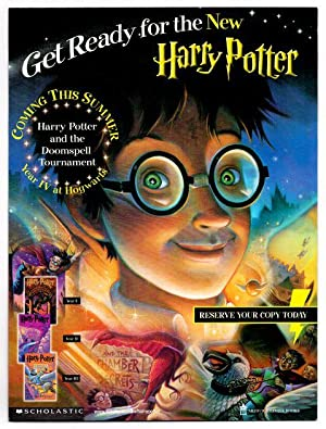 Harry Potter and the Doomspell Tournament [Goblet of Fire]: ROWLING, J.K.