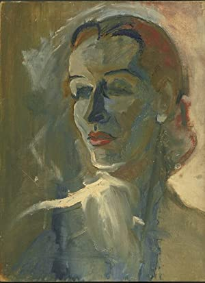 Portrait Of Marion Morehouse