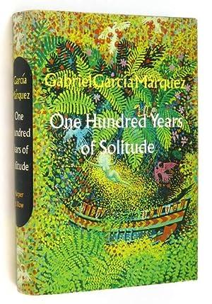 One Hundred Years of Solitude: GARCÍA MÁRQUEZ, Gabriel