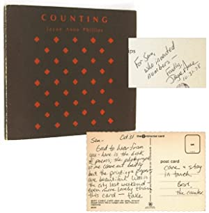 Counting, Inscribed, with Postcard