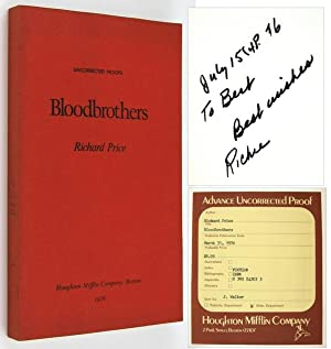 Bloodbrothers: PRICE, Richard