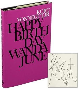 Happy Birthday, Wanda June: VONNEGUT, Kurt
