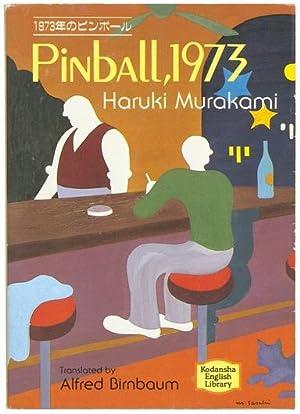 Pinball, 1973: MURAKAMI, Haruki