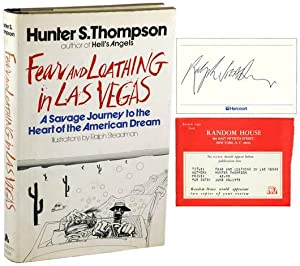 Fear and Loathing in Las Vegas [Review: THOMPSON, Hunter S.