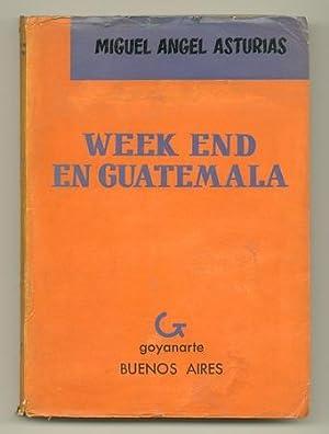 Week-End En Guatemala: ASTURIAS, Miguel Angel