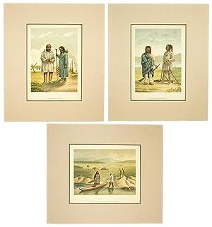 Three Chromolithograph Prints