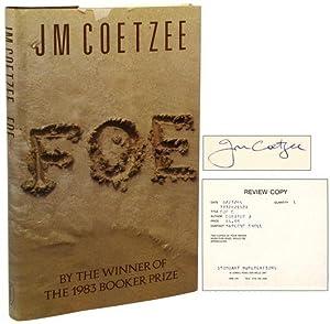 Foe [Review Copy]: COETZEE, J.M.