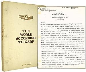 The World According to Garp [Screenplay]: IRVING, John). TESICH, Steve