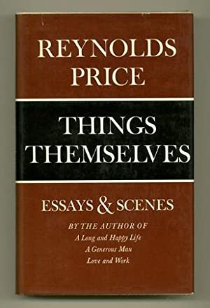 Things Themselves: PRICE, Reynolds