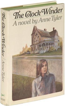 The Clock Winder: TYLER, Anne