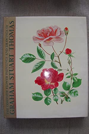 The complete flower paintings & drawings of: Thomas, Graham Stuart: