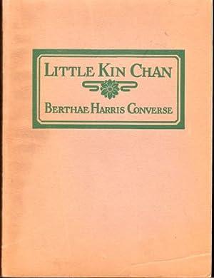 Little Kin Chan: Converse, Berthae Harris