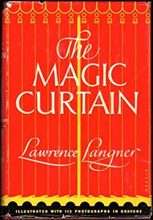 Magic Curtain: The Story of A Life: Langner, Lawrence