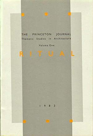 Princeton Journal: Thematic Studies in Architecture Volume: Bourke, Julia (ed)
