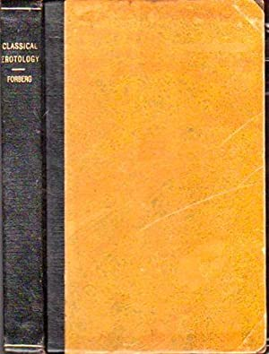 Manual of Classical Erotology ( de Figuris: Forberg, Fred[erick] Cha[rles]
