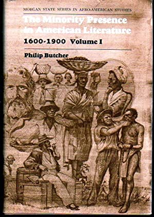 The Minority Presence in American Literature, 1600-1900 Volume One: A Reader and Course Guide