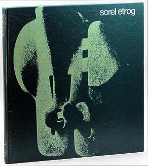 Sorel Etrog: Sculptures Engravings Lithographs Documents: Sorel Etrog] Ragghianti, Carlo L.