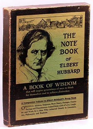 The Note Book of Elbert Hunnard: Hunnard, Elbert