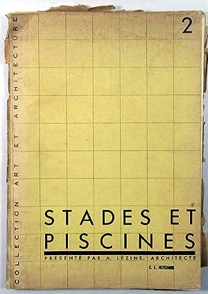 Stades et Piscines: Lezine, A.