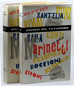 Archivi Del Futurismo [Two Volume Set]: Hunter, Sam