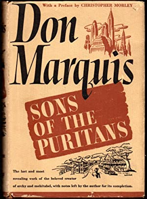Sons of the Puritans: Marquis, Don