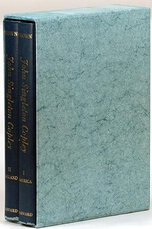 John Singleton Copley: Prown, Jules David
